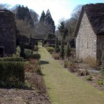 The Walled Garden, the Garden House Devon